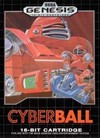 Cyberball (Sega Genesis) [USED CO]