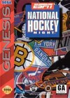 ESPN National Hockey Night (Sega Genesis) [USED CO]